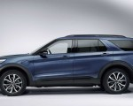 2019 Ford Explorer Plug-In Hybrid (Euro-Spec) Side Wallpapers 150x120 (4)
