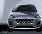 2019 Ford Kuga Design Sketch Wallpapers 150x120 (24)
