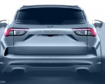 2019 Ford Kuga Design Sketch Wallpapers 150x120 (21)