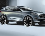 2019 Ford Kuga Design Sketch Wallpapers 150x120 (27)