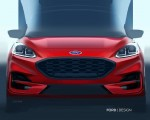 2019 Ford Kuga Design Sketch Wallpapers 150x120 (18)