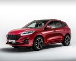 2019 Ford Kuga Front Three-Quarter Wallpapers 150x120 (14)