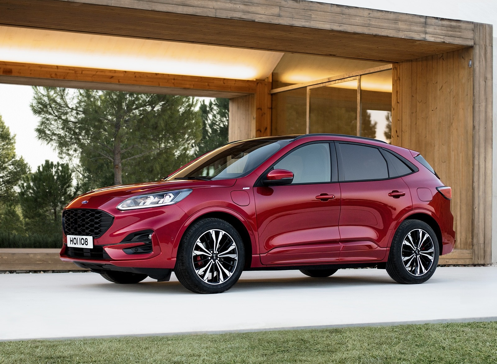 2019 Ford Kuga Front Three-Quarter Wallpapers (1)