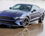 2019 Ford Mustang Bullitt Kona Blue Wallpapers HD