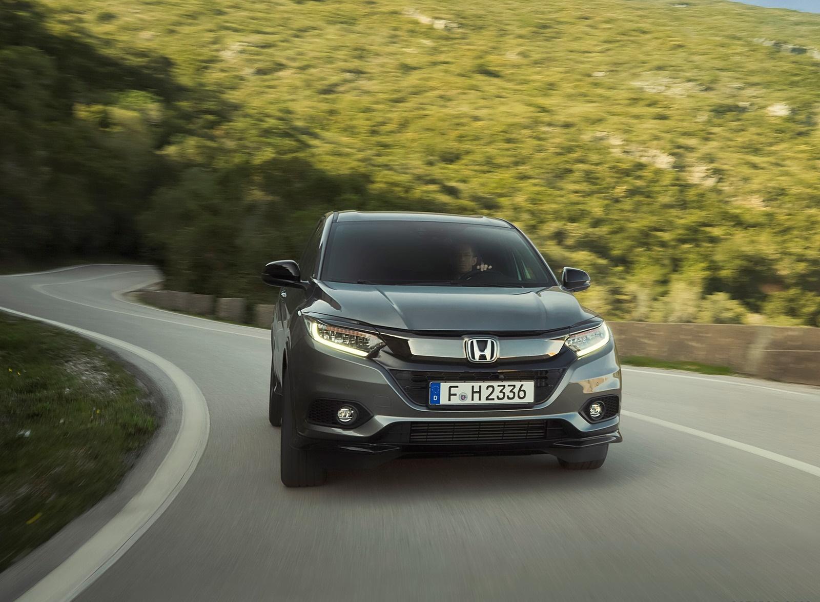 2019 Honda HR-V Front Wallpapers (7)