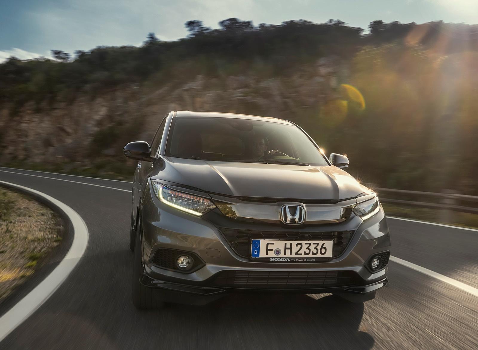 2019 Honda HR-V Front Wallpapers (8)