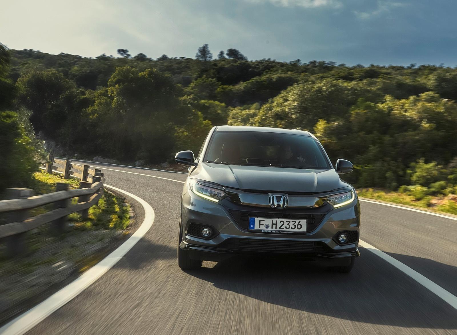 2019 Honda HR-V Front Wallpapers (9)