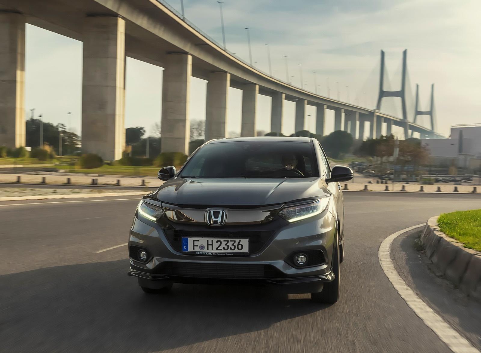 2019 Honda HR-V Front Wallpapers (1)