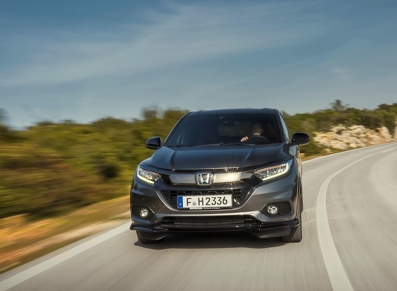 2019 Honda HR-V Front Wallpapers (10)