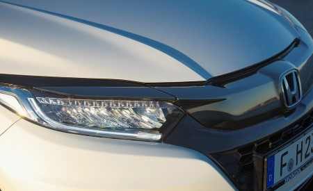2019 Honda HR-V Headlight Wallpaper 450x275 (66)