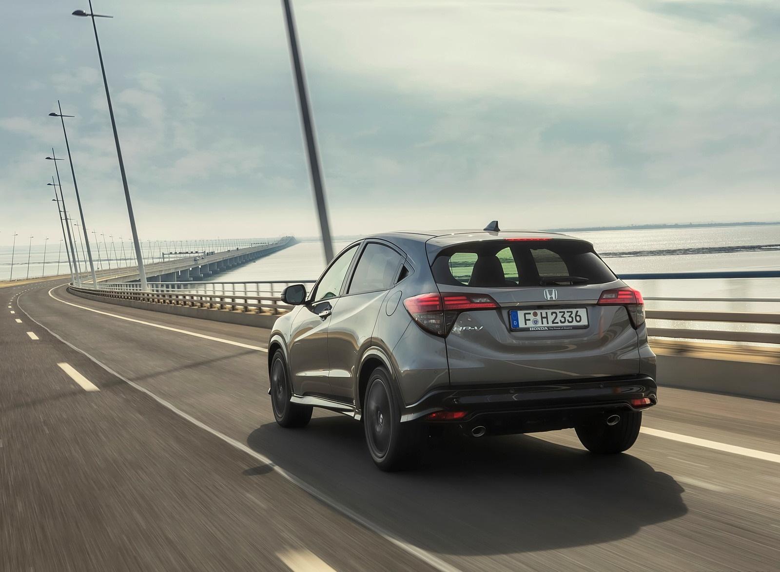 2019 Honda HR-V Rear Three-Quarter Wallpapers (11)