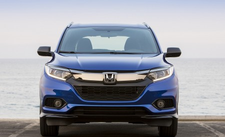2019 Honda HR-V Sport Front Wallpaper 450x275 (109)