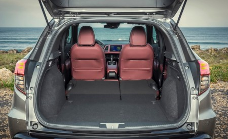2019 Honda HR-V Trunk Wallpaper 450x275 (39)