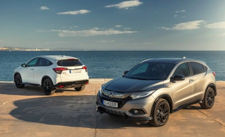 2019 Honda HR-V Wallpaper 450x275 (46)