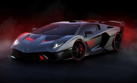 2019 Lamborghini SC18 Alston Front Three-Quarter Wallpaper 450x275 (8)