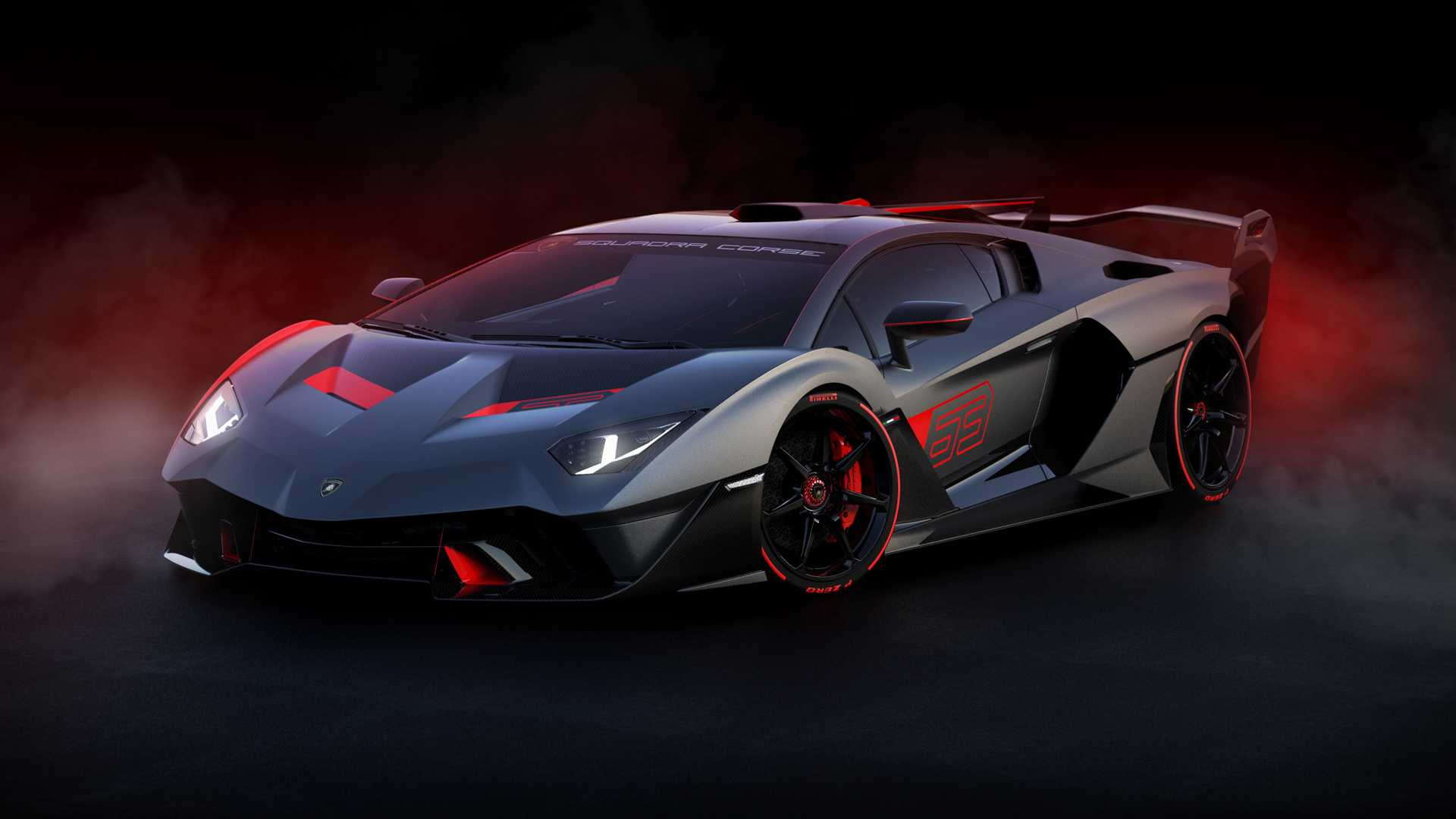 2019 Lamborghini SC18 Alston Front Three-Quarter Wallpapers (8)