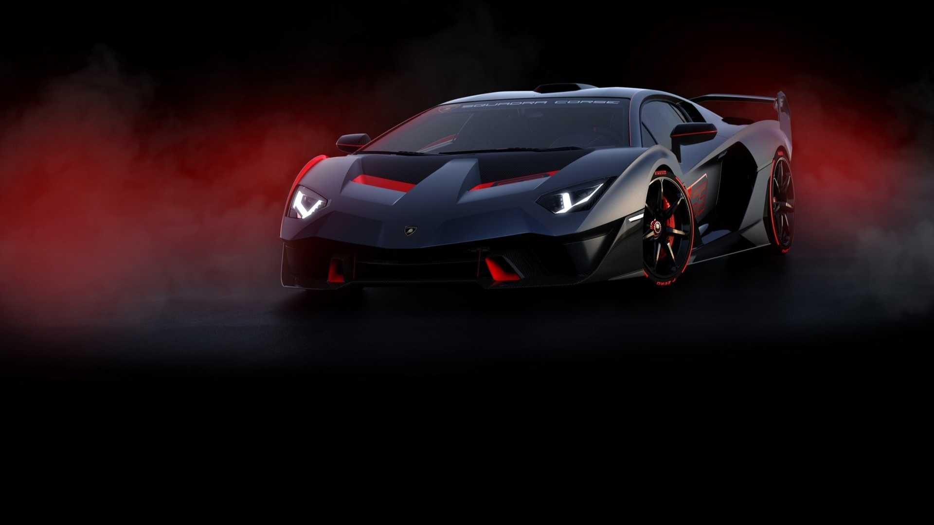 2019 Lamborghini SC18 Alston Front Three-Quarter Wallpapers (1)
