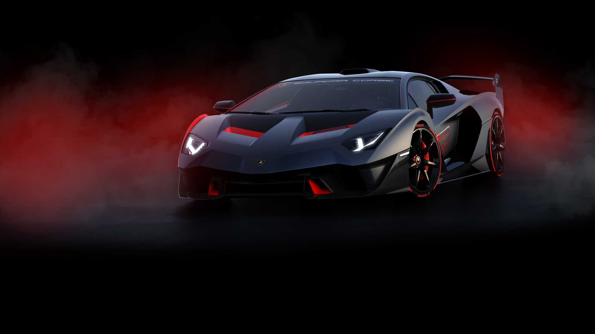 2019 Lamborghini SC18 Alston Front Three-Quarter Wallpapers (3)
