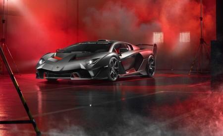 2019 Lamborghini SC18 Alston Front Three-Quarter Wallpaper 450x275 (9)