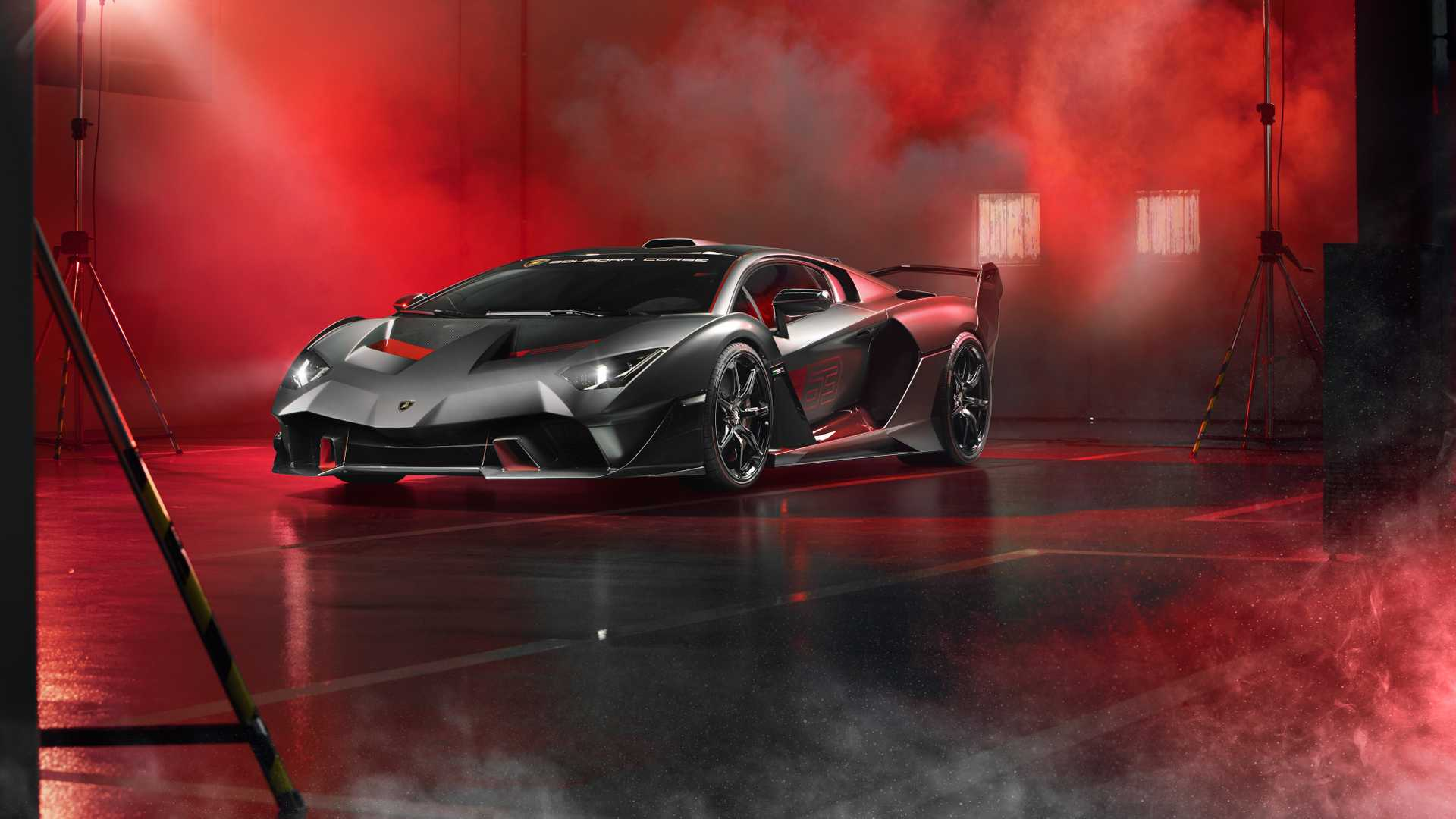 2019 Lamborghini SC18 Alston Front Three-Quarter Wallpapers (9)