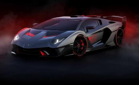 2019 Lamborghini SC18 Alston Front Three-Quarter Wallpaper 450x275 (4)