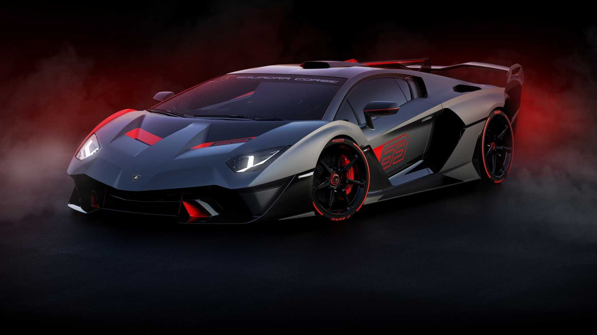 2019 Lamborghini SC18 Alston Front Three-Quarter Wallpapers (4)