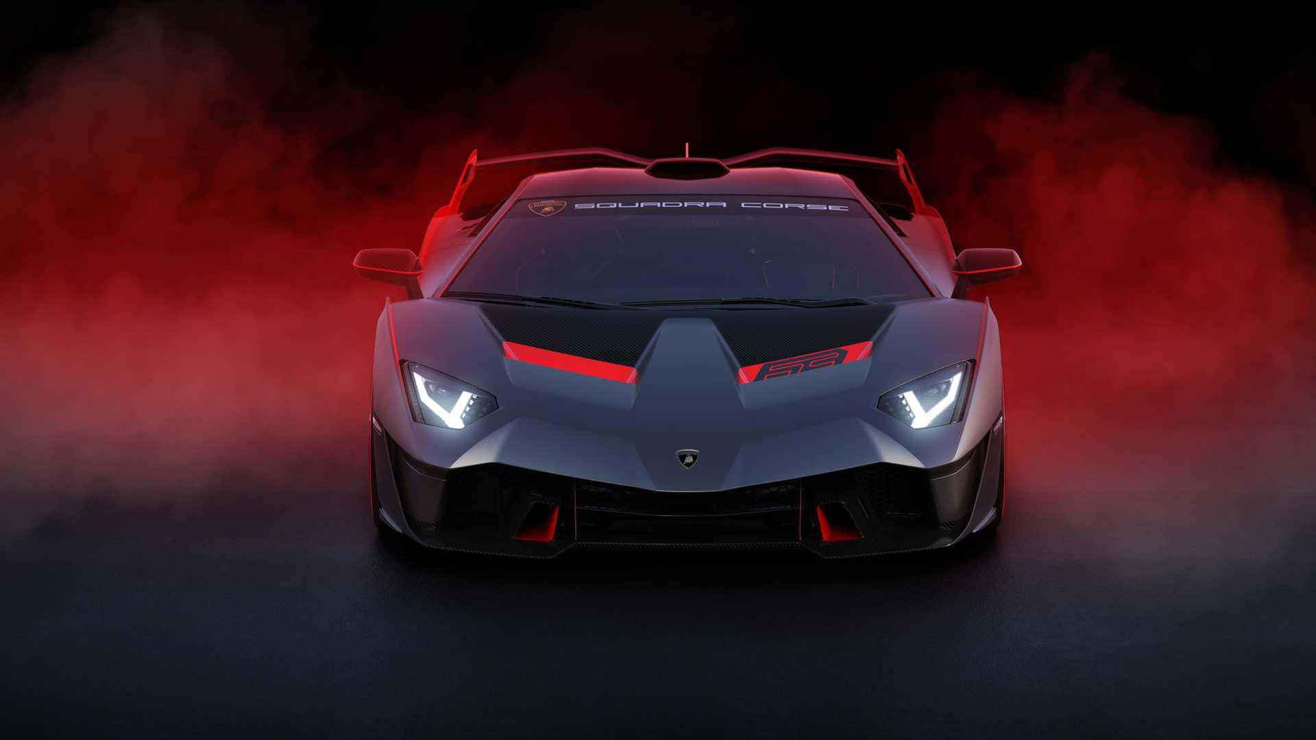 2019 Lamborghini SC18 Alston Front Wallpapers (11)