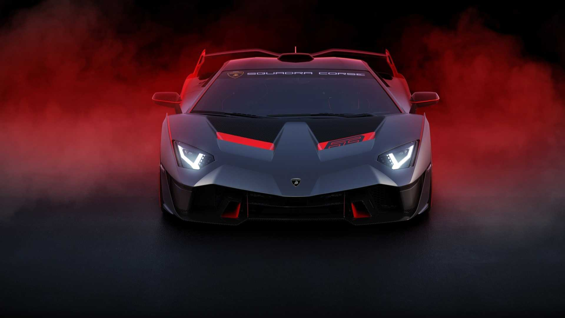 2019 Lamborghini SC18 Alston Front Wallpapers (2)