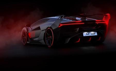 2019 Lamborghini SC18 Alston Rear Three-Quarter Wallpaper 450x275 (12)