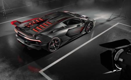 2019 Lamborghini SC18 Alston Rear Three-Quarter Wallpaper 450x275 (6)