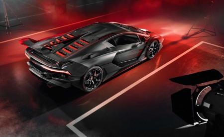 2019 Lamborghini SC18 Alston Rear Three-Quarter Wallpaper 450x275 (13)