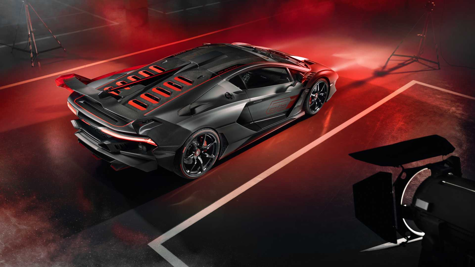 2019 Lamborghini SC18 Alston Rear Three-Quarter Wallpapers (13)