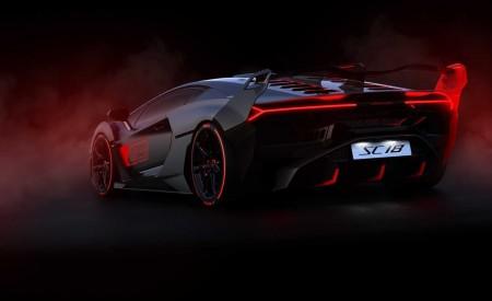 2019 Lamborghini SC18 Alston Rear Wallpaper 450x275 (14)