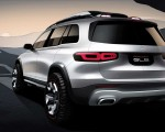2019 Mercedes-Benz GLB Concept Design Sketch Wallpaper 150x120 (23)
