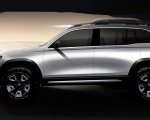 2019 Mercedes-Benz GLB Concept Design Sketch Wallpaper 150x120 (22)