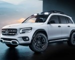 2019 Mercedes-Benz GLB Concept Front Three-Quarter Wallpaper 150x120 (3)