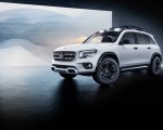 2019 Mercedes-Benz GLB Concept Front Three-Quarter Wallpaper 150x120 (1)