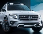 2019 Mercedes-Benz GLB Concept Front Wallpaper 150x120 (4)