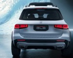 2019 Mercedes-Benz GLB Concept Rear Wallpaper 150x120 (7)
