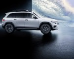 2019 Mercedes-Benz GLB Concept Side Wallpaper 150x120 (11)