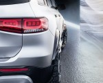 2019 Mercedes-Benz GLB Concept Tail Light Wallpaper 150x120 (13)