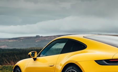 2019 Porsche 911 (992) Carrera 4S (UK-Spec) Detail Wallpaper 450x275 (19)