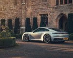 2019 Porsche 911 (992) Carrera 4S (UK-Spec) Rear Three-Quarter Wallpaper 150x120 (11)