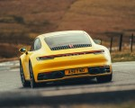 2019 Porsche 911 (992) Carrera 4S (UK-Spec) Rear Wallpaper 150x120 (17)
