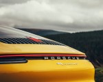 2019 Porsche 911 (992) Carrera 4S (UK-Spec) Spoiler Wallpaper 150x120 (20)