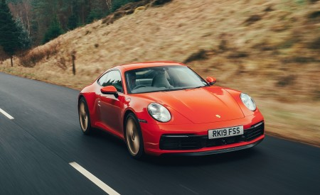 2019 Porsche 911 Carrera S (UK-Spec) Wallpapers HD