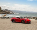 2019 Porsche 911 Speedster (Color: Guards Red) Front Three-Quarter Wallpapers 150x120 (20)