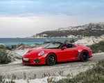 2019 Porsche 911 Speedster (Color: Guards Red) Front Three-Quarter Wallpapers 150x120 (8)