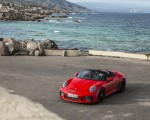 2019 Porsche 911 Speedster (Color: Guards Red) Front Three-Quarter Wallpapers 150x120 (10)