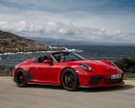 2019 Porsche 911 Speedster (Color: Guards Red) Front Three-Quarter Wallpapers 150x120 (3)